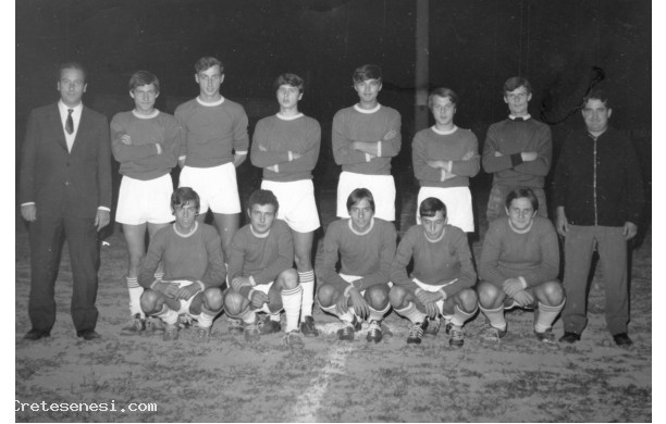 1969 - Squadra under 18 Virtussina