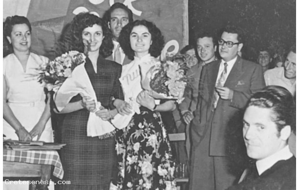 1957? - Stagione di Miss all'Arena Italia
